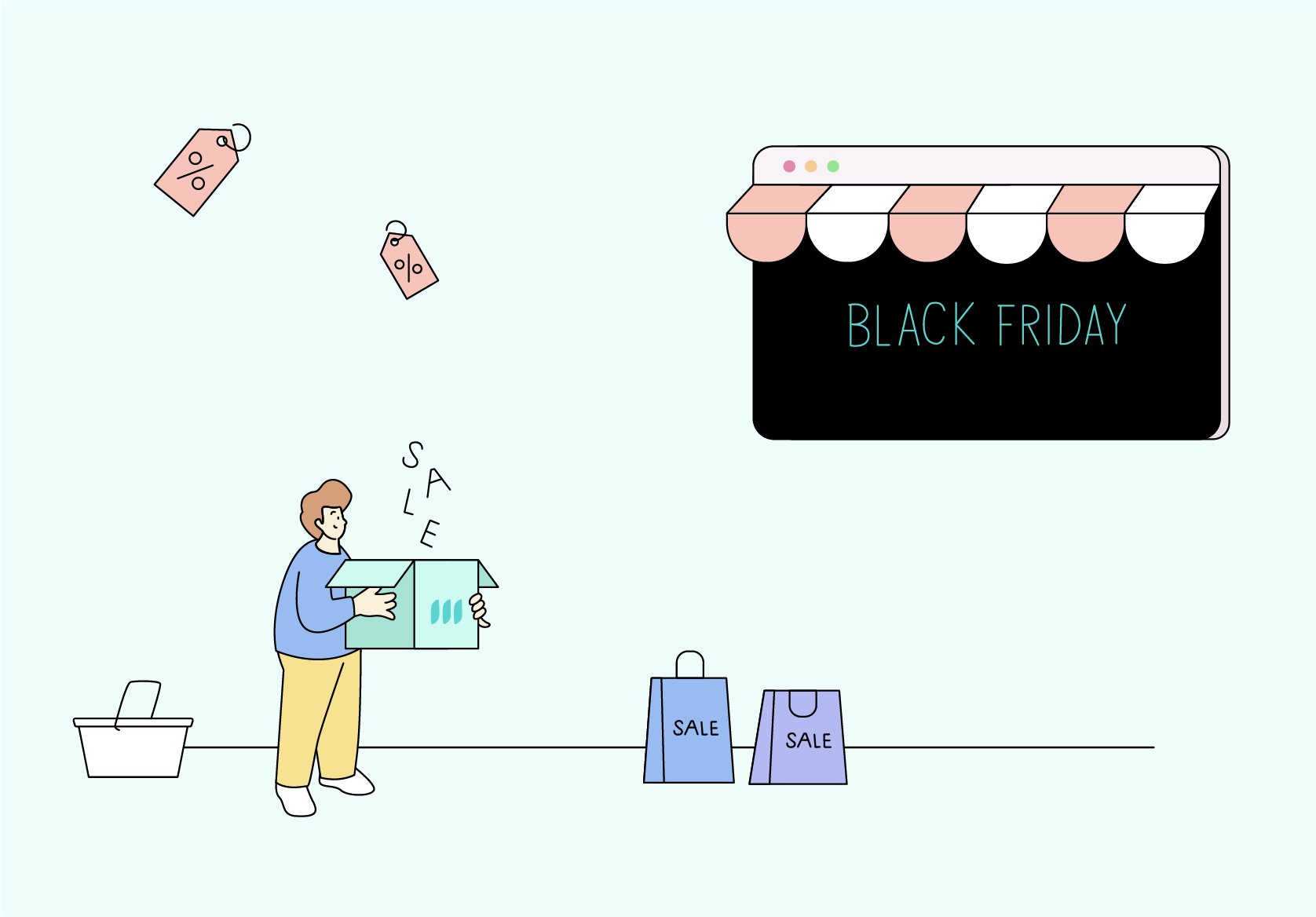 black Friday tips for nettbutikker