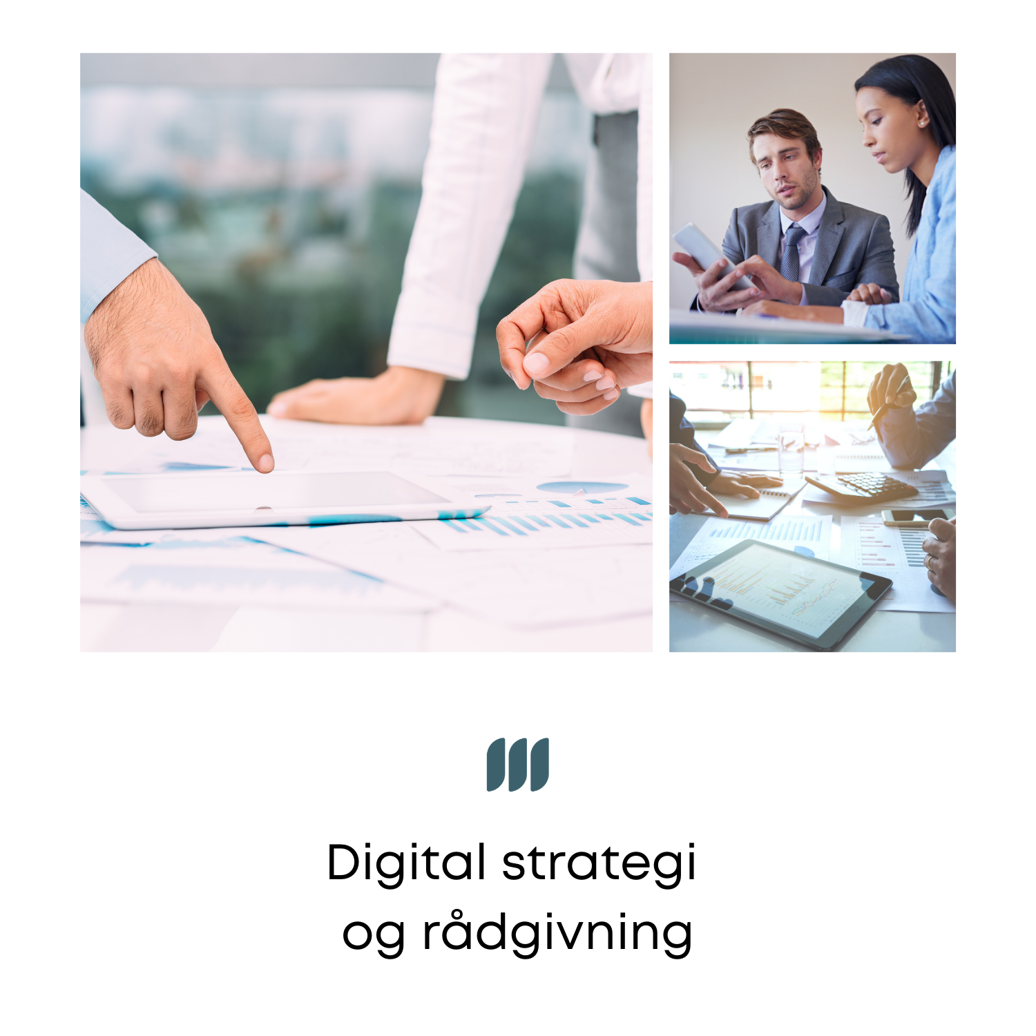 Digital strategi og rådgivning