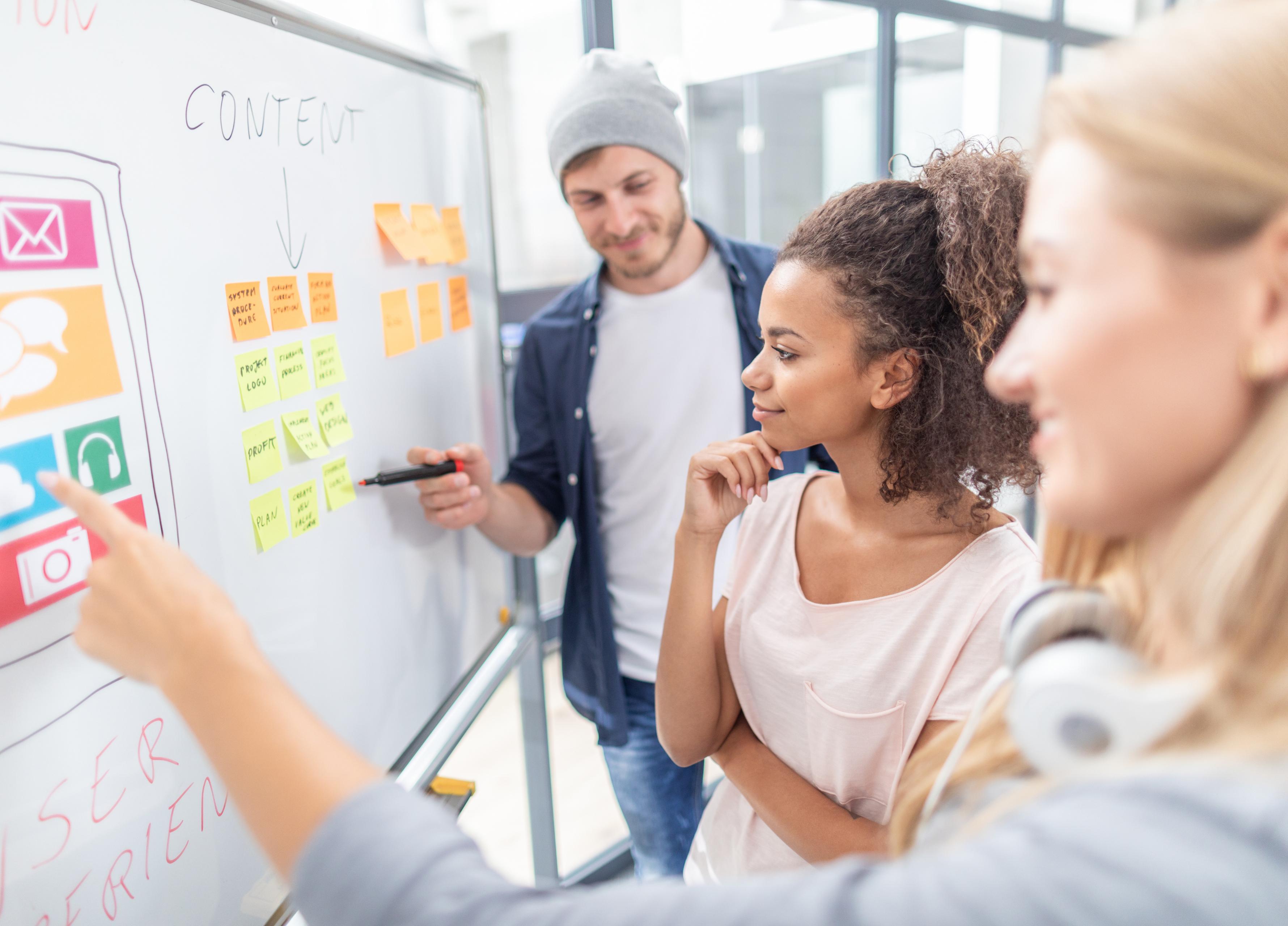utvikle markedsføringsstrategi