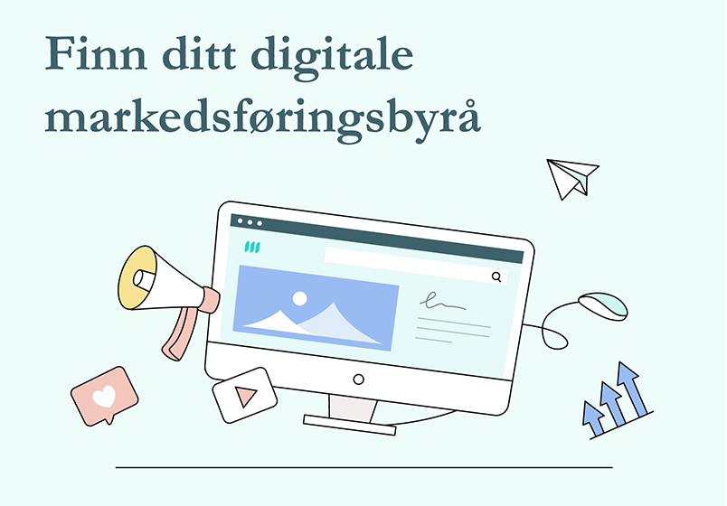 digitalt markedsføring byrå
