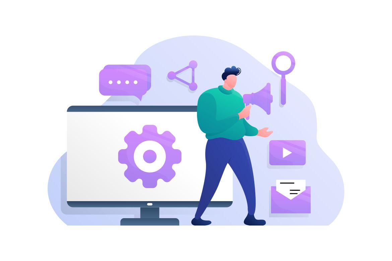 digitalt markedsføringsbyrå