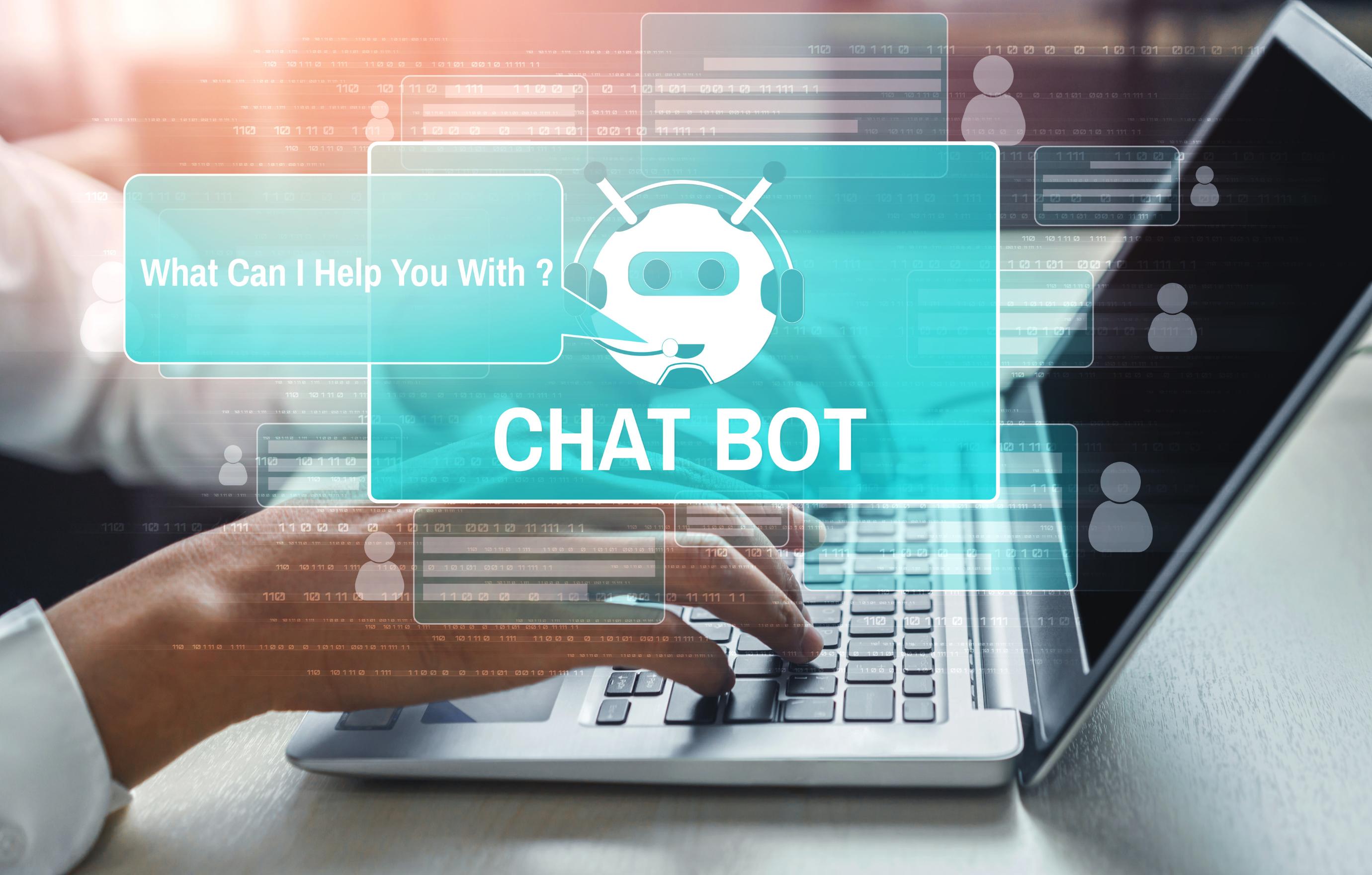 chatbot i nettbutikk