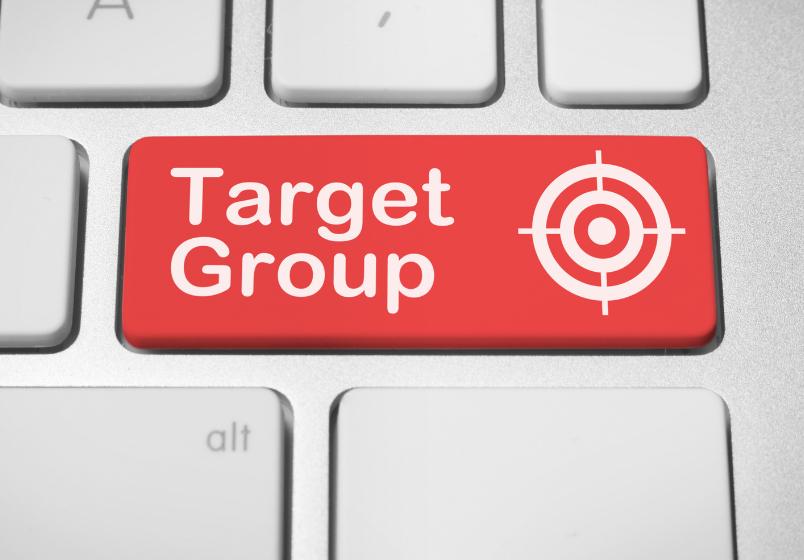 Tabber: målgruppe