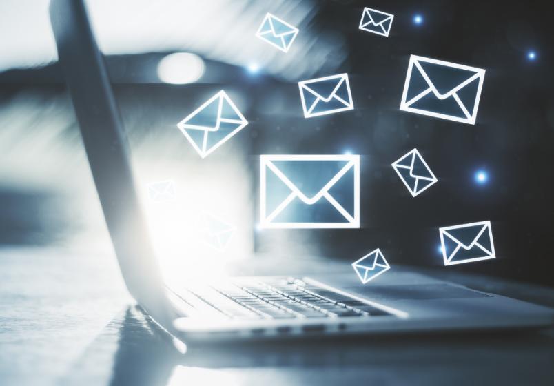 Masseutsendelser av e-poster