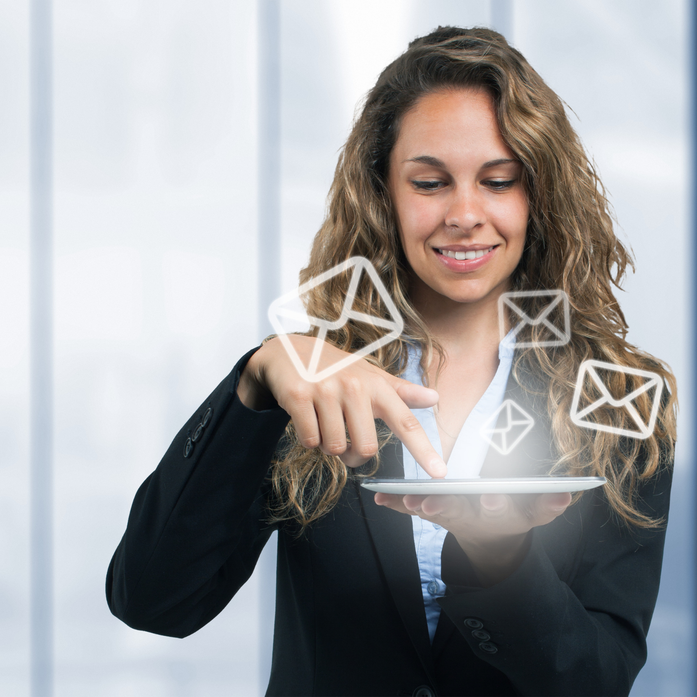 Masseutsendelse av e-poster