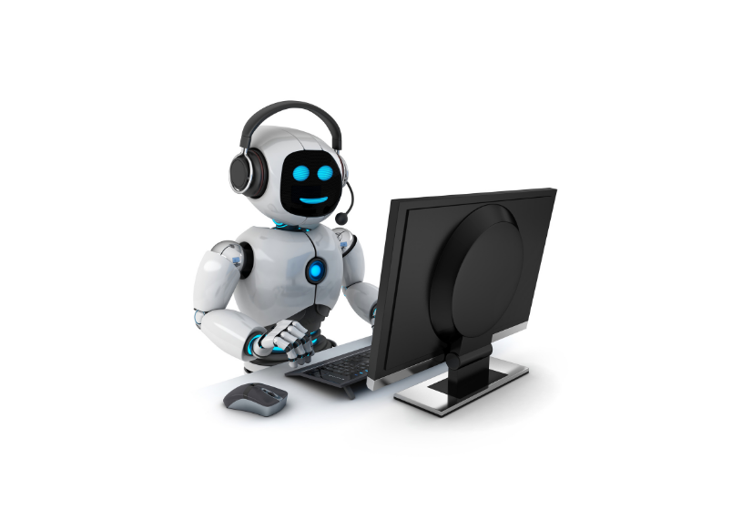 AI, automatisk chat