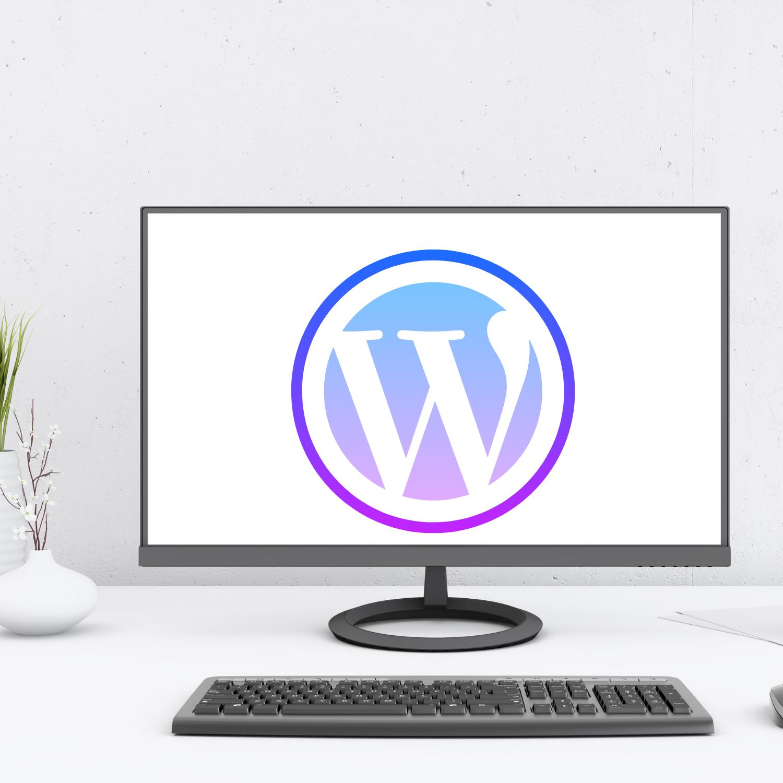 WordPress Nettside