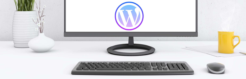 WordPress, nettside